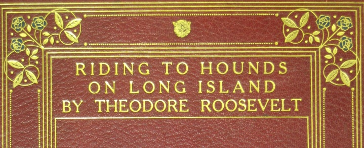 The essay is beautifully bound and is part of the John H. Daniels Manuscripts Collection.