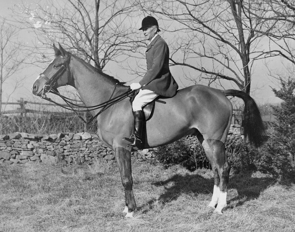 Fletcher Harper, MFH, National Sporting Library & Museum Photographs Collection.