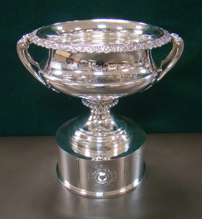National Sporting Library & Museum Cup Elkington & Co., London, 1920, sterling silver Gift of Juliana May, 2014