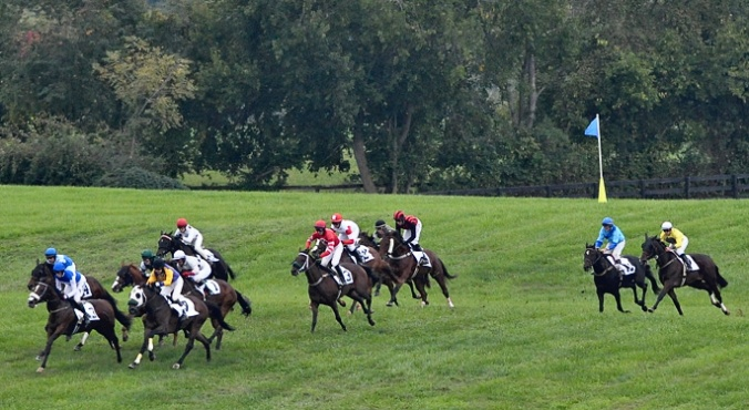 Virginia Fall Races at Glenwood Park, 2011. (Photo courtesy of VA Fall Races)