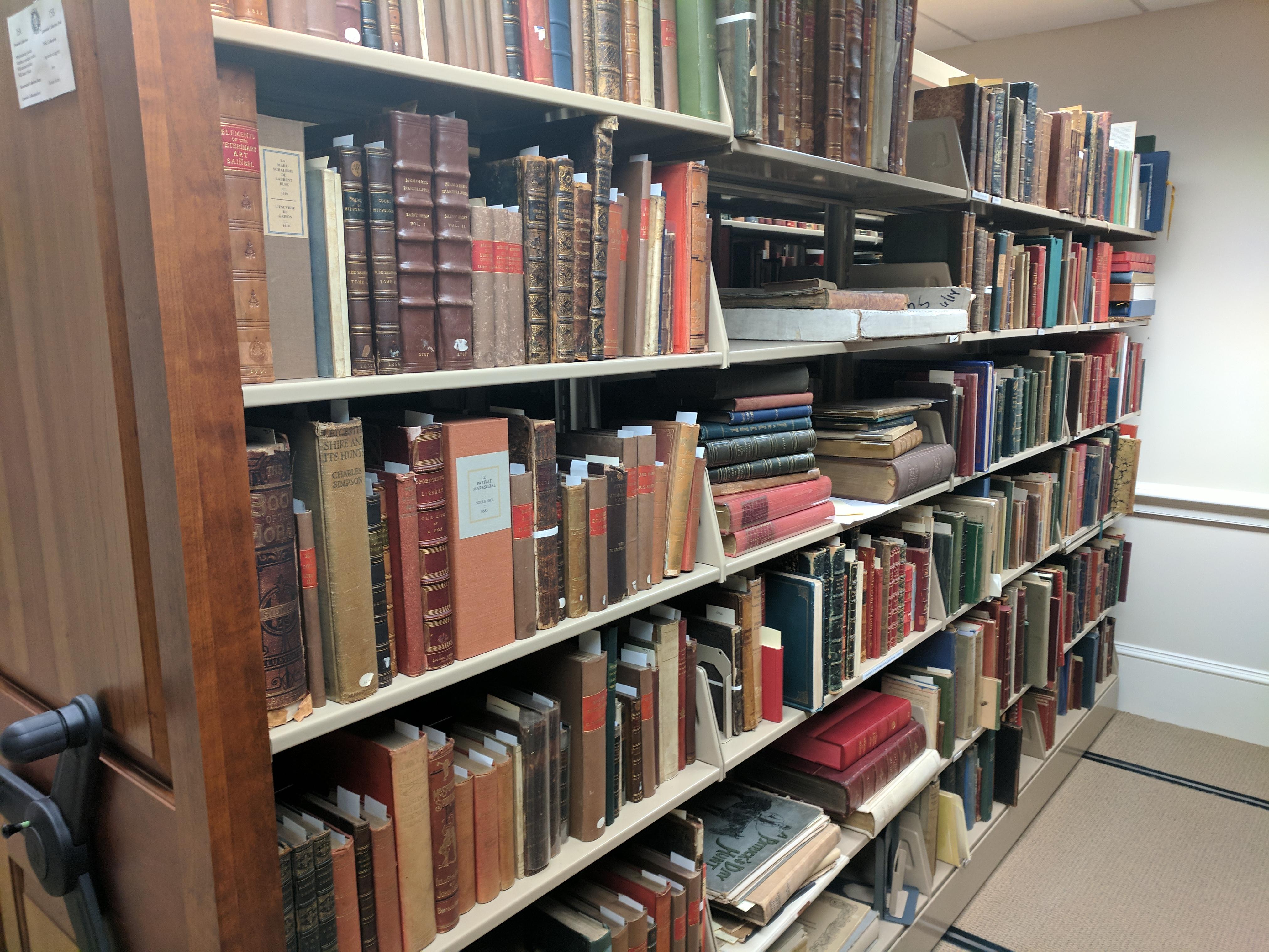 Rare Book Room 1