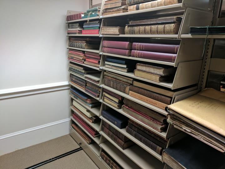 Rare Book Room 3