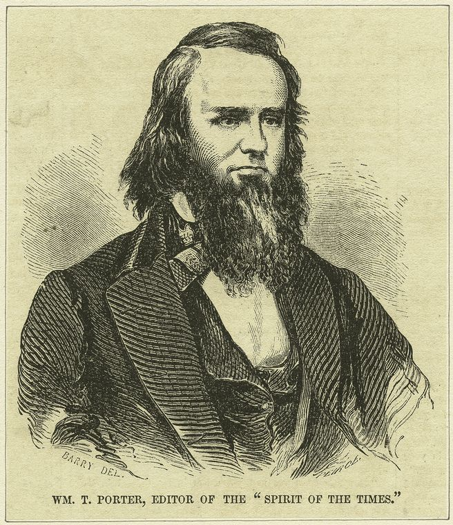Wm._T._Porter,_editor_of_the_Spirit_of_the_Times