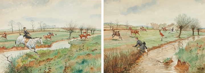 British Sporting Paintings of the Stephen Penkhus Collection